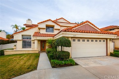 Redlands Single Family Home For Sale: 1627 E Brockton Avenue