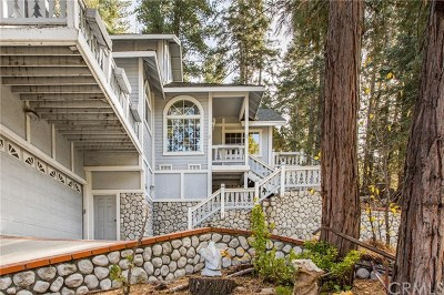 Lake Arrowhead Single Family Home For Sale: 26746 Oakmont Drive