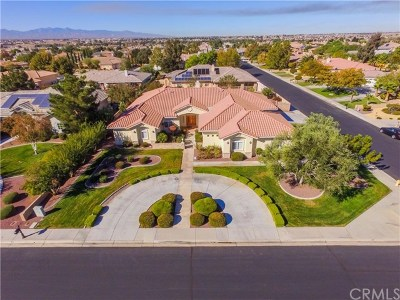 Apple Valley Single Family Home For Sale: 12934 Galewood Street