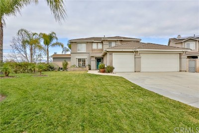 Loma Linda Single Family Home For Sale: 26470 Veronica Court