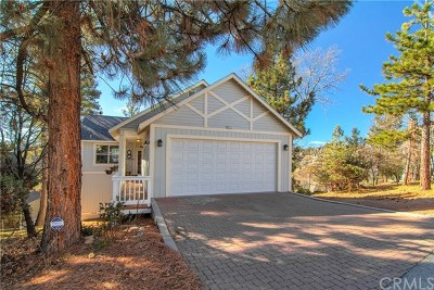 Lake Arrowhead Single Family Home For Sale: 1117 Grass Valley Road