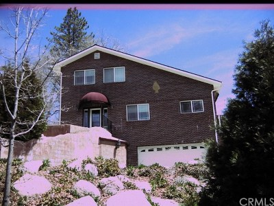Cedar Glen Single Family Home For Sale: 675 Eucalyptus Road