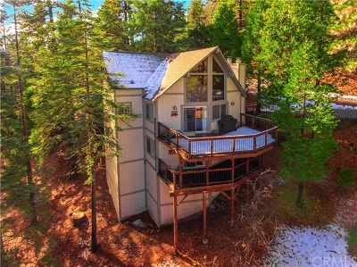 Lake Arrowhead Single Family Home For Sale: 26619 Thunderbird Drive