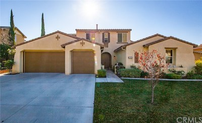 Yucaipa Single Family Home For Sale: 33329 Gold Mountain Road