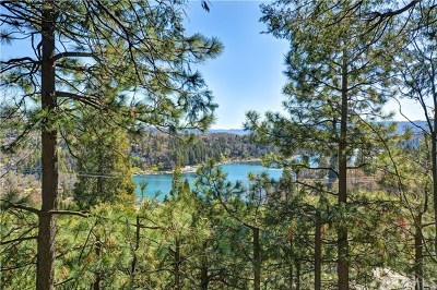 Lake Arrowhead Single Family Home For Sale: 27510 N Bay Road