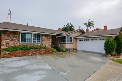 West Covina Single Family Home For Sale: 934 S Shasta Street