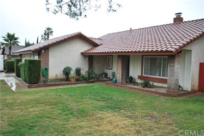 Rialto Single Family Home Active Under Contract: 5562 Sycamore Avenue