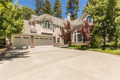 Lake Arrowhead CA Single Family Home For Sale: $1,450,000