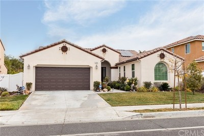 Redlands Single Family Home For Sale: 1538 Patterson Ranch Road