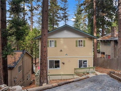 Twin Peaks Single Family Home For Sale: 26154 Boulder Lane