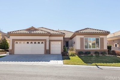 Banning Single Family Home For Sale: 6296 Sawgrass Drive