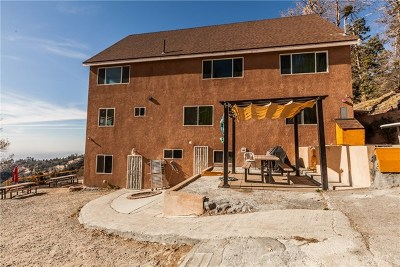 Running Springs Area Single Family Home For Sale: 2745 Deer Creek Drive