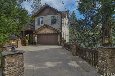 Lake Arrowhead Single Family Home For Sale: 337 Terrace Road