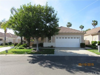 Murrieta CA Single Family Home For Sale: $390,000
