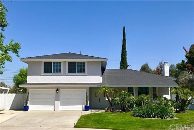 Redlands Single Family Home For Sale: 1049 Evergreen Court