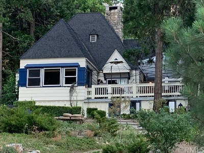 Lake Arrowhead Single Family Home For Sale: 280 State Hwy 173