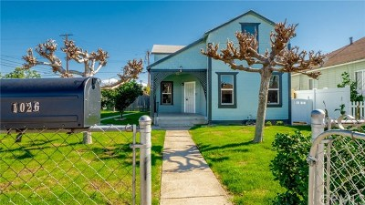 Redlands Single Family Home For Sale: 1026 Washington Street