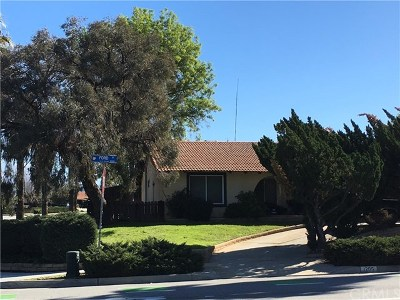 Redlands CA Single Family Home For Sale: $350,000