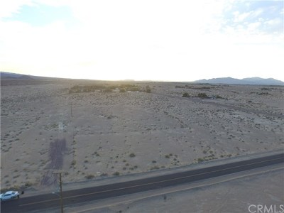 Newberry Springs Residential Lots & Land For Sale: 53133108 Mountain View Avenue