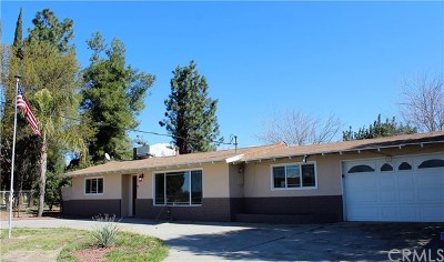 Yucaipa Single Family Home For Sale: 13533 3rd Street