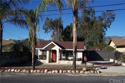 Mentone CA Single Family Home For Sale: $289,900