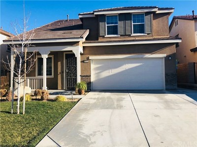 San Bernardino Single Family Home For Sale: 3546 Bur Oak Road