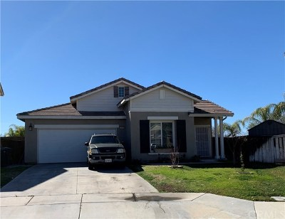 San Jacinto Single Family Home For Sale: 1934 Hawthorne Street
