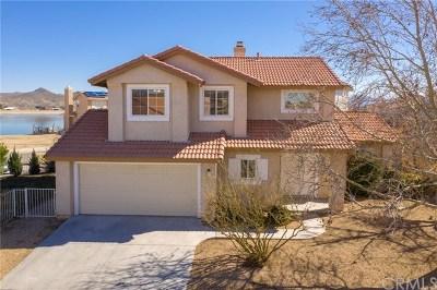 Helendale Single Family Home For Sale: 27325 Peninsula Lane