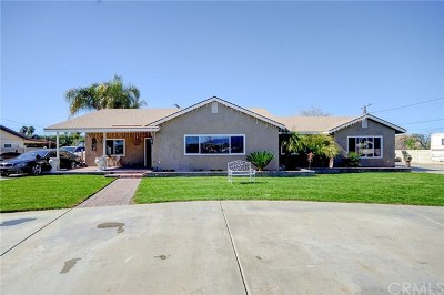 Hemet, San Jacinto Single Family Home For Sale: 27015 Dartmouth Street