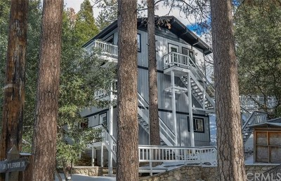 Blue Jay, Cedarpines Park, Crestline, Lake Arrowhead, Running Springs Area, Twin Peaks, Big Bear, Arrowbear, Cedar Glen, Rimforest Single Family Home For Sale: 139 Zermatt
