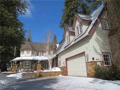 Lake Arrowhead Single Family Home For Sale: 27446 Meadow Bay Drive