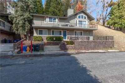 Blue Jay, Cedarpines Park, Crestline, Lake Arrowhead, Running Springs Area, Twin Peaks, Big Bear, Arrowbear, Cedar Glen, Rimforest Single Family Home For Sale: 22358 Glenwood Drive
