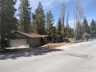 Big Bear Single Family Home For Sale: 414 Arroyo Drive