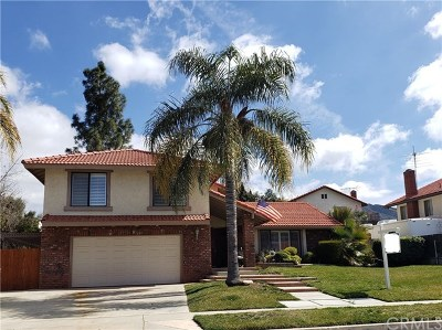Yucaipa Single Family Home For Sale: 13397 Village Road