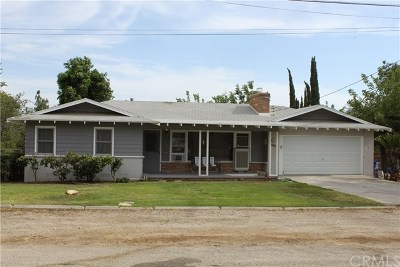 Yucaipa Multi Family Home For Sale: 34835 Avenue D