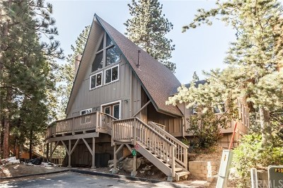 Lake Arrowhead Single Family Home For Sale: 180 Grass Valley Road 34