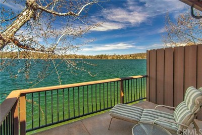 Lake Arrowhead Condo/Townhouse For Sale: 184 State Highway 173 #13