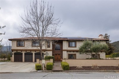 Yucaipa Single Family Home For Sale: 37167 Wildwood View Drive