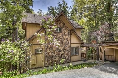 Lake Arrowhead Single Family Home For Sale: 443 Brentwood Drive