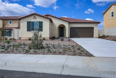 Beaumont Single Family Home For Sale: 14215 Enzo Court