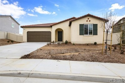 Beaumont Single Family Home For Sale: 14212 Montemerano Court