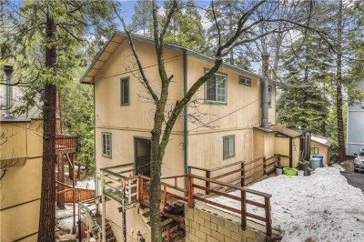 Twin Peaks Single Family Home For Sale: 26204 Boulder Lane