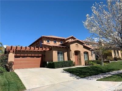 Yucaipa Single Family Home For Sale: 34102 Pinehurst Drive