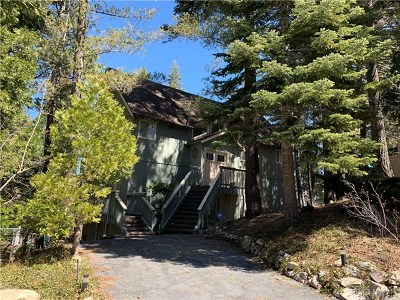 Lake Arrowhead Single Family Home For Sale: 27456 Pinewood Drive