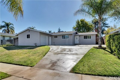 Redlands Single Family Home For Sale: 514 Esther Way
