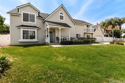 Corona Single Family Home For Sale: 19345 Box Canyon Road