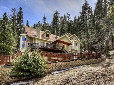 Lake Arrowhead Single Family Home For Sale: 26648 Thunderbird Drive