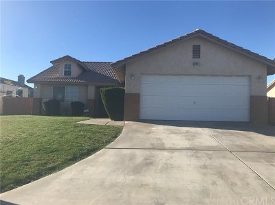 Victorville Single Family Home For Sale: 13623 Thistle