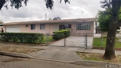 San Bernardino Single Family Home For Sale: 197 N Macy Street