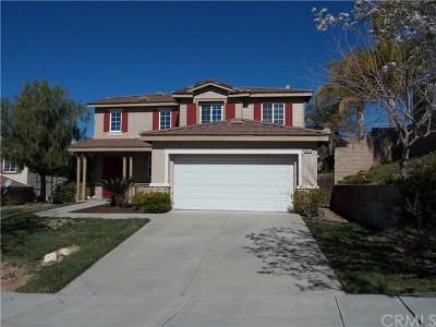 Yucaipa Single Family Home For Sale: 34598 Princeton Drive